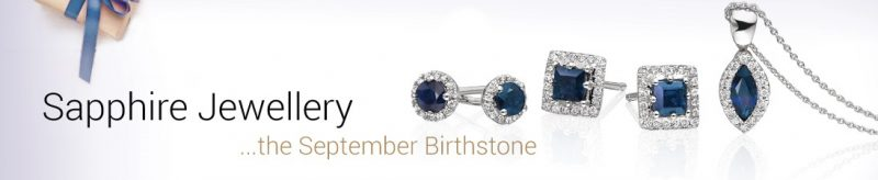 sapphire september birth stone