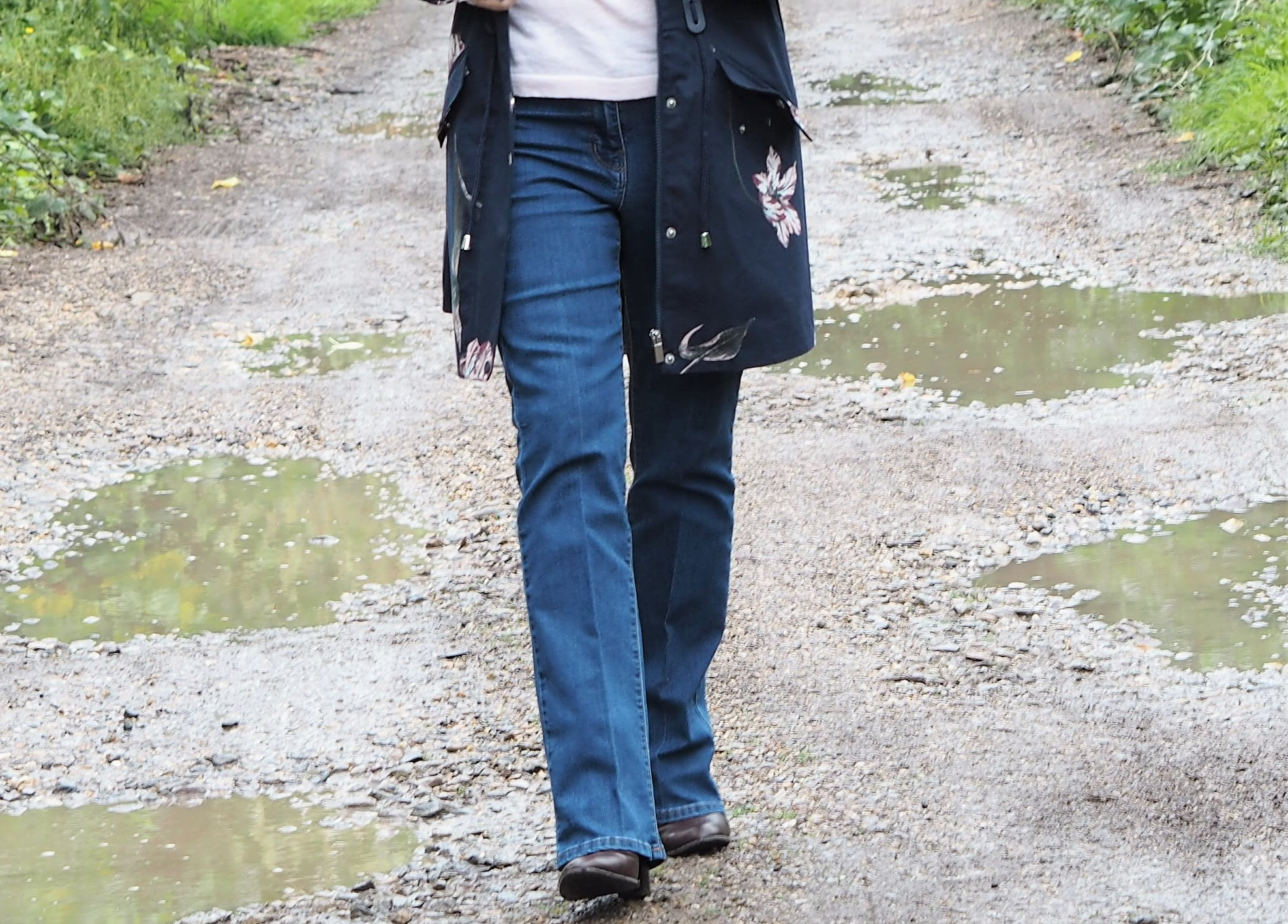 betty bootcut jeans