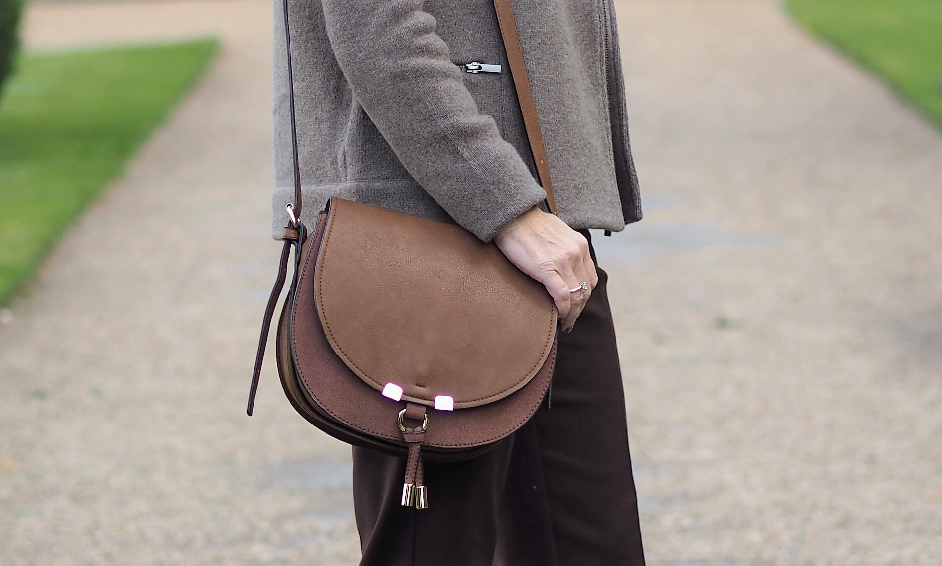 Laura Ashley Toggle Bag