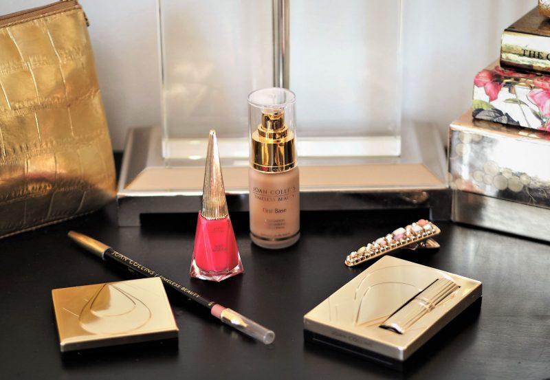 joan collins makeup
