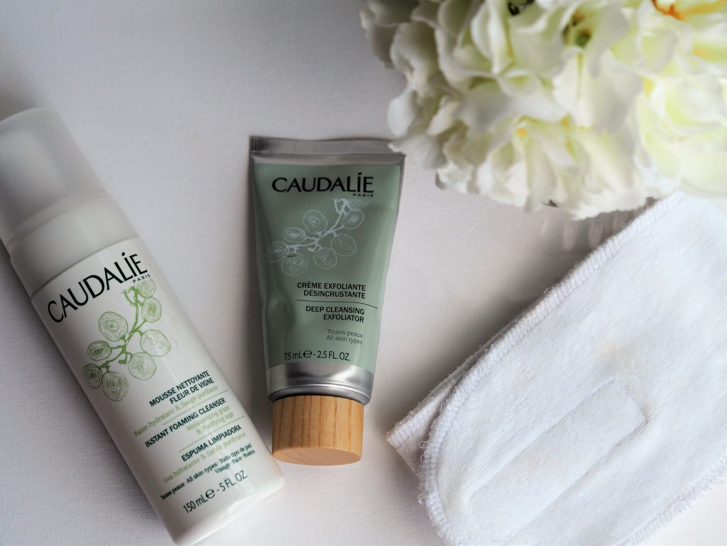 blogger mail Caudalie
