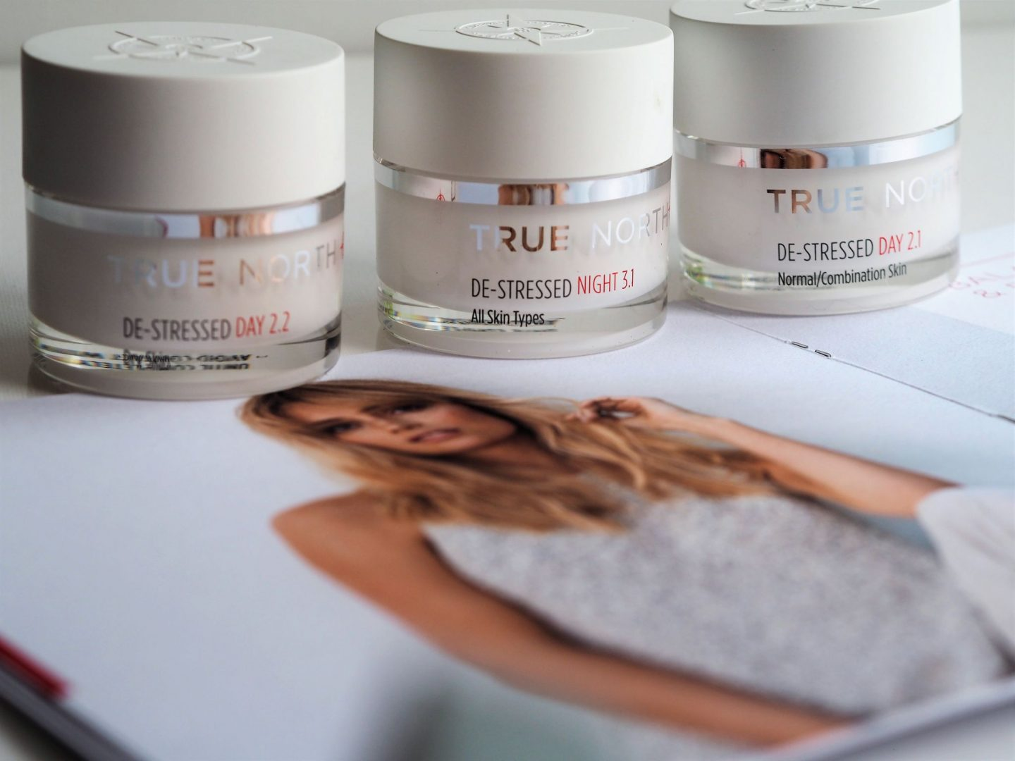 """The last couple of months have been interesting with a few new products to share with you all. There's a lot coming your way, including a """"New Beauty Items"""" Film. (I hate the word vlog!) I've been a busy Bee or should I say Guinea Pig for you lovely lot and here's the review of the first skincare range """"True North"""""""