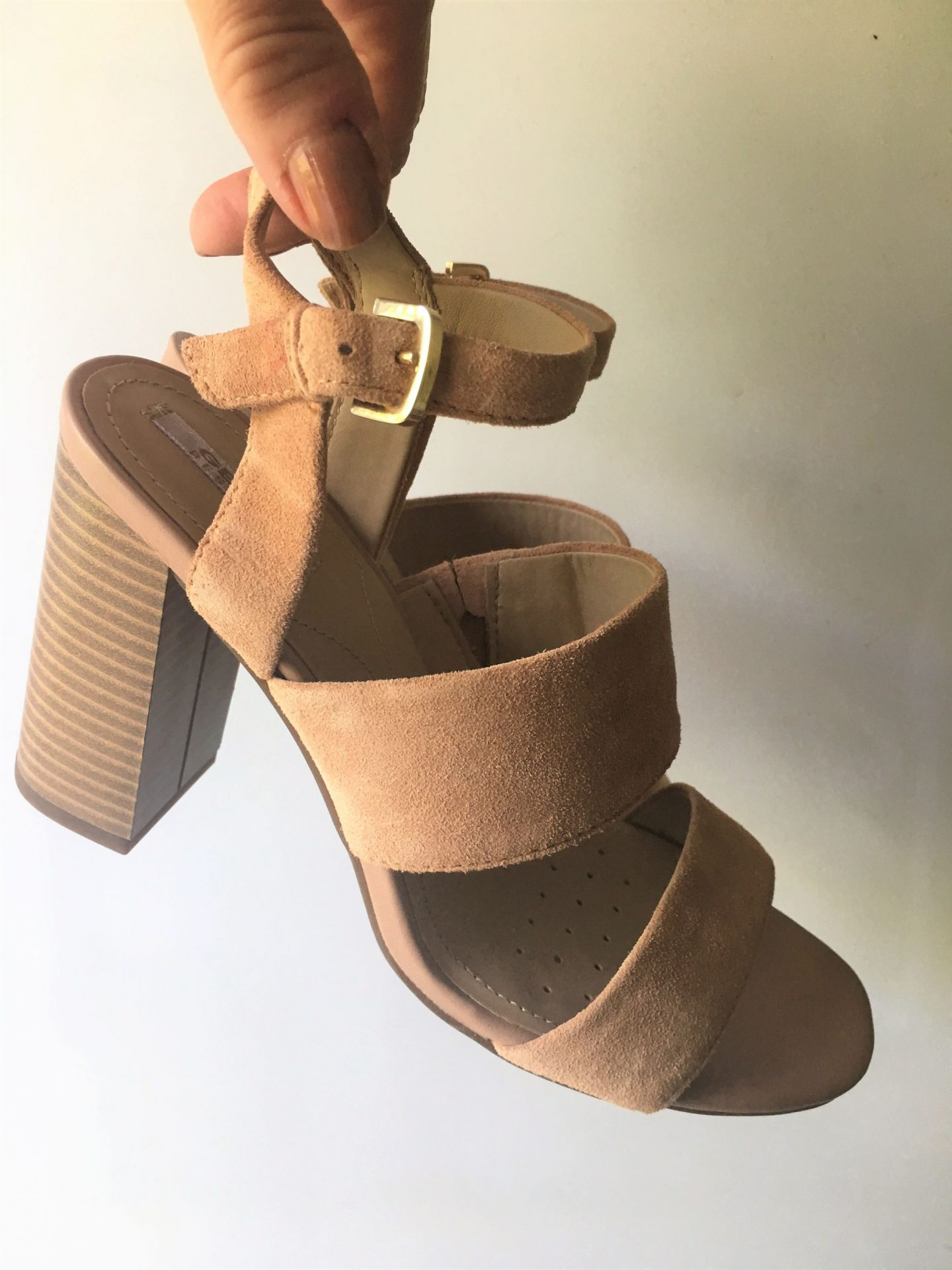 Geox sandals from wikibuy