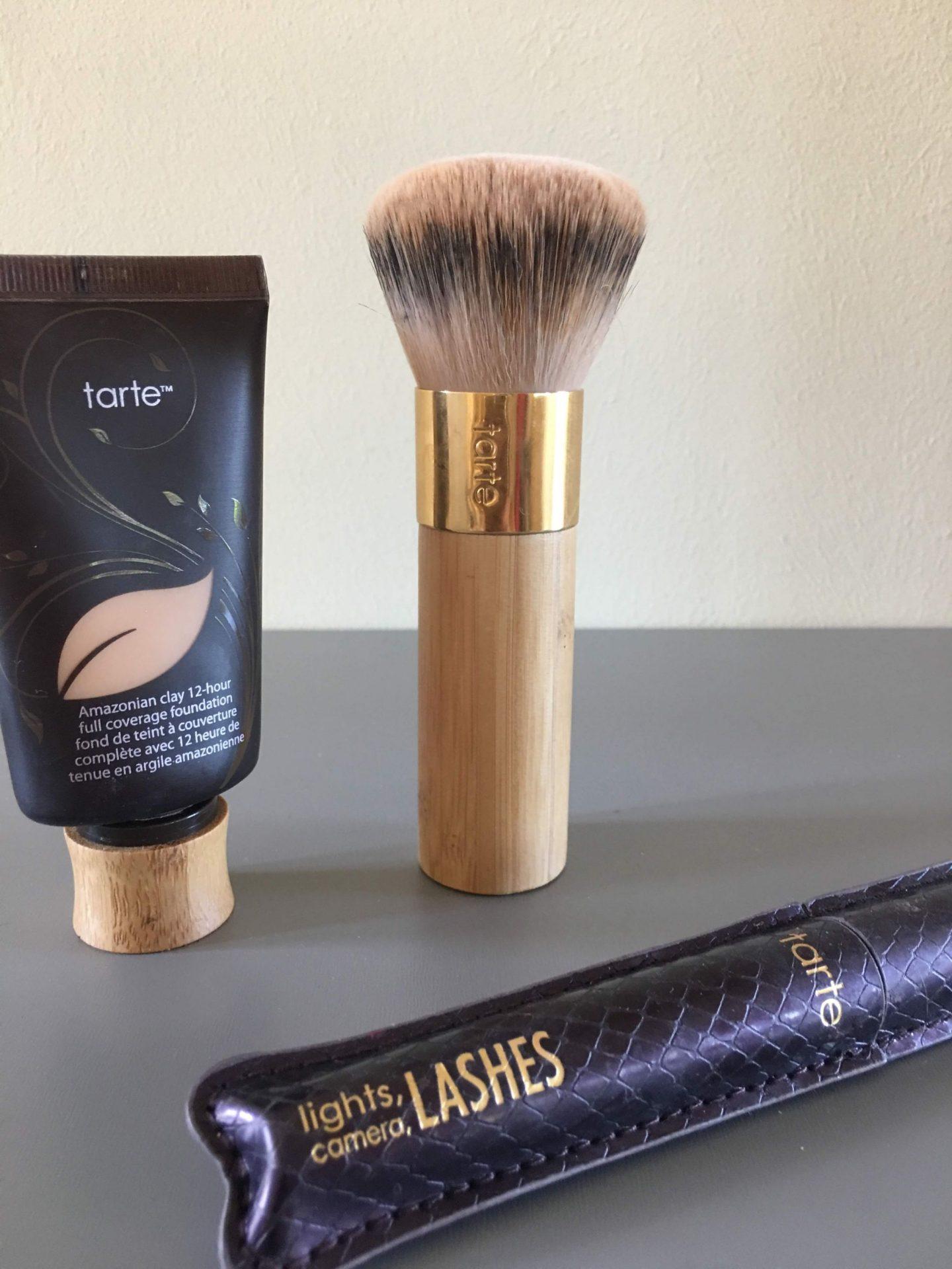 Tarte Foundation review