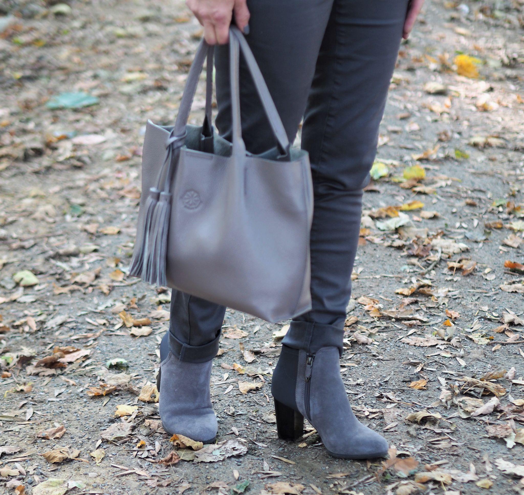94f18fb08e0 The New Vionic Uk Whitney Boots - Grey, Gris, Grigio! – Vanity & Me
