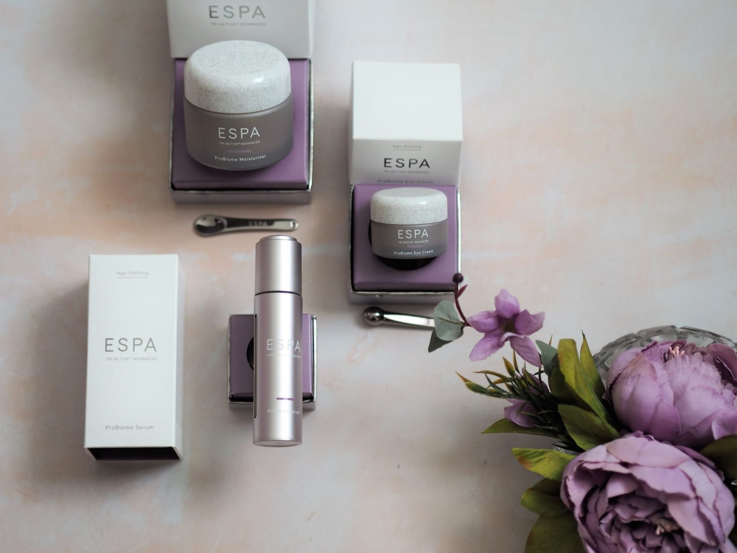 You may well remember my delight at receiving the gift set from Espa a while back. I featured it in one of my weekly edits. This was some time ago!