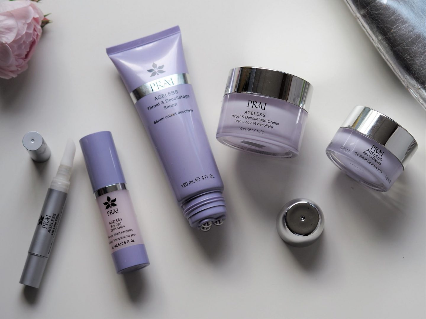 If you read other midlife blogs then I'm sure you will have heard all the hype about the Prai brand? I was really excited to try this skincare brand that I've heard such great things about.